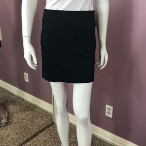 White House Black Market Classy Ponte Mini Skirt